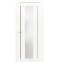 фото: Дверь ПО Q10 Лиственница белая из Экошпон