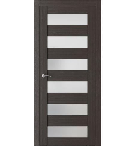 фото: Дверь ПО Q56 Орех Макадамия из Экошпон