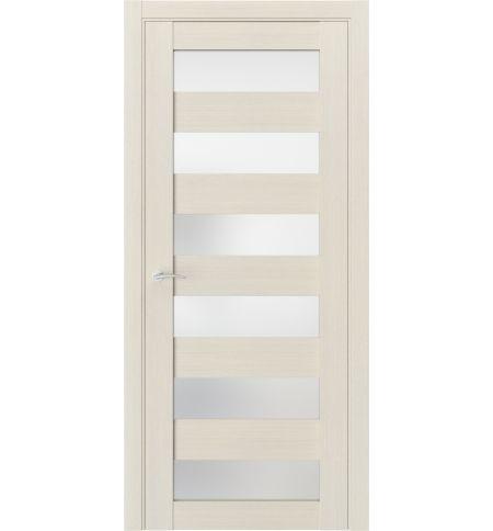 фото: Дверь ПО Q56 Лиственница крем из Экошпон