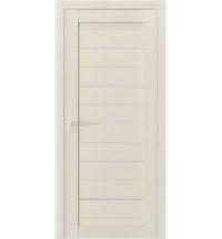 фото: Дверь ПО Q12 Лиственница крем из Экошпон