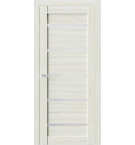 фото: Дверь ПО Q55 Клен крем из Экошпон
