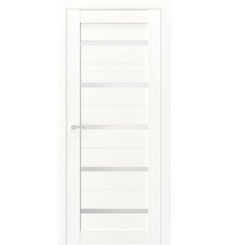 фото: Дверь ПО Q55 Лиственница белая из Экошпон