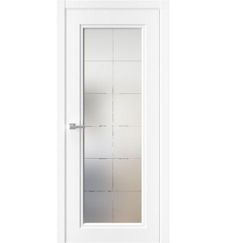 фото: Дверь ПО QN2 Белый из Эмаль