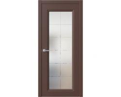 Дверь ПО QN2 Шоколад из Эмаль