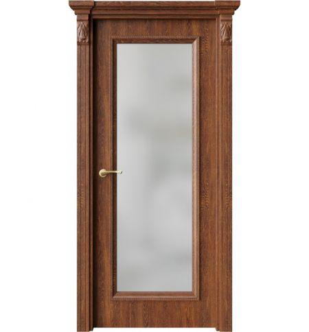 фото: Дверь ПО QG2 Янтарь стекло белое из Экошпон