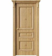фото: Дверь ПГ QG5 Дуб миэли из Экошпон