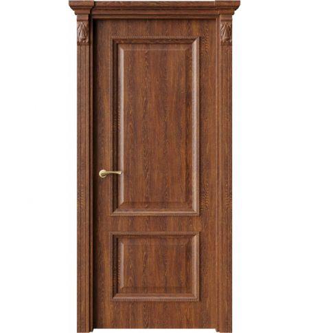 фото: Дверь ПГ QG3 Янтарь из Экошпон
