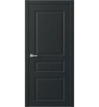 фото: Дверь ПГ QN11 Черный из Эмаль