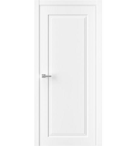 фото: Дверь ПГ QN1 Белый из Эмаль
