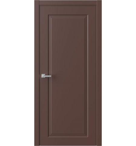 фото: Дверь ПГ QN1 Шоколад из Эмаль
