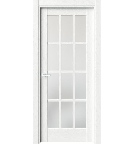 фото: Дверь ПО Z7 Дуб винта из Экошпон