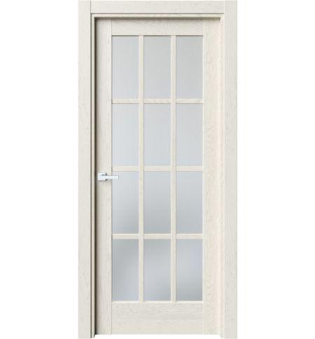 фото: Дверь ПО Z7 Дуб мелинга из Экошпон