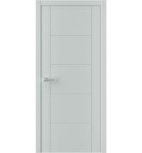 фото: Дверь ПГ QNP3 Агат из Эмаль