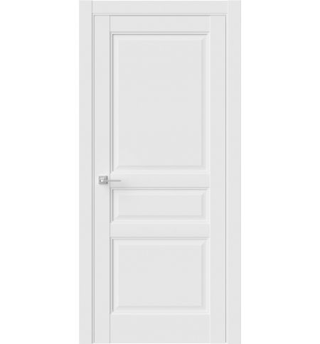 фото: Дверь ПГ SE5 Белый Emlayer из Экошпон