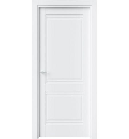фото: Дверь ПГ CH5 Белый Emlayer из Экошпон
