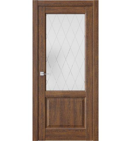 фото: Дверь ПО SE 4 Янтарь из Экошпон
