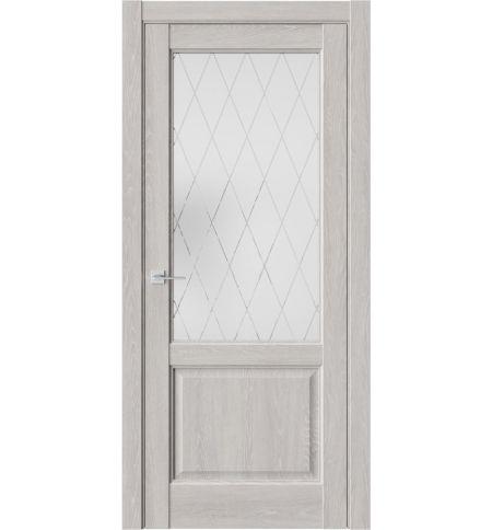 фото: Дверь ПО SE 4 Дуб серый из Экошпон