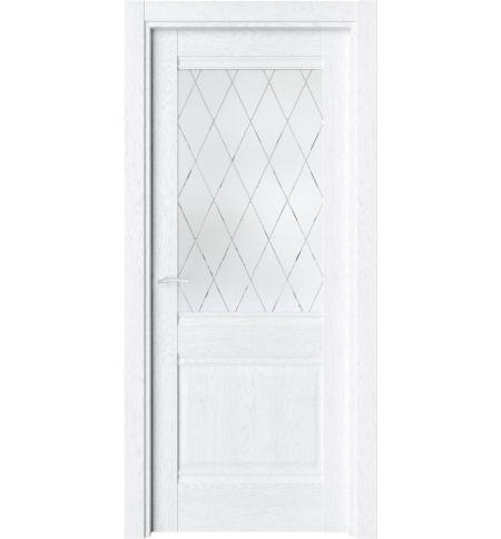 фото: Дверь ПО CH6 Дуб винта из Экошпон