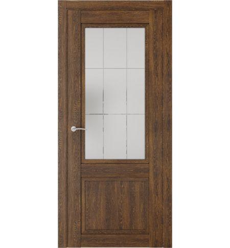 фото: Дверь ПО QPS2 Янтарь из Экошпон