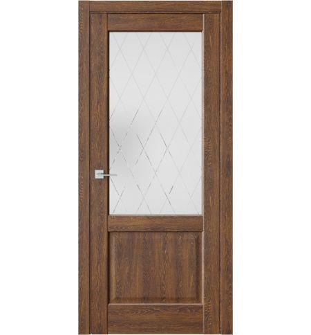 фото: Дверь ПО QXS2 Янтарь из Экошпон