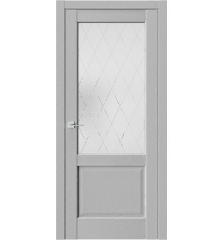 фото: Дверь ПО QXS2 Интенсо из Экошпон