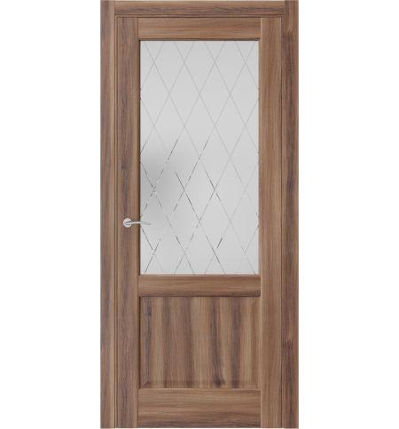 фото: Дверь ПО QXS2 Онтарио из Экошпон