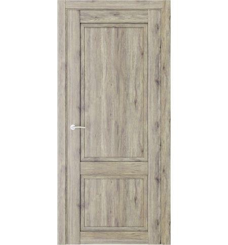фото: Дверь ПГ QPS1 дуб эссе из Экошпон