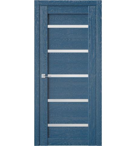 фото: Дверь ПО O1 Дуб ривер из Экошпон