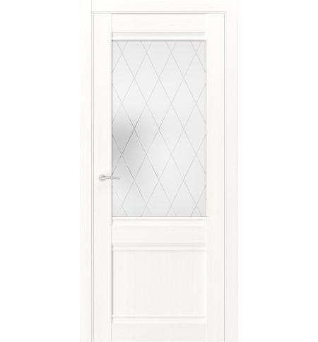 фото: Дверь ПО QS2 Лиственница белая из Экошпон