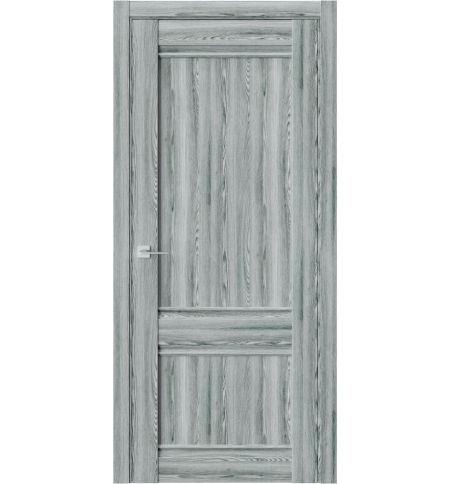 фото: Дверь ПГ QS1 Клен грей из Экошпон