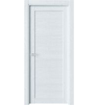 фото: Дверь ПГ O4 Дуб сатин из Экошпон