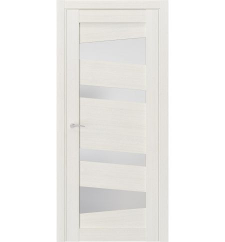 фото: Дверь ПО QT1 Лиственница белая из Экошпон