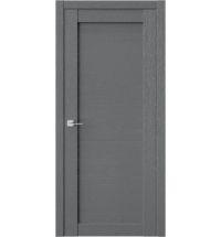 фото: Дверь ПГ Q50 Сильвер из Экошпон