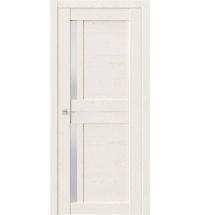 фото: Дверь ПО Q1 Белое золото из Экошпон
