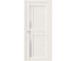 Дверь ПО Q1 Белое золото из Экошпон