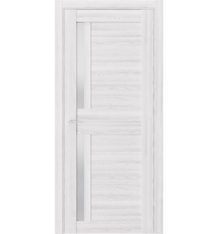 фото: Дверь ПО Q1 Клен Айс из Экошпон
