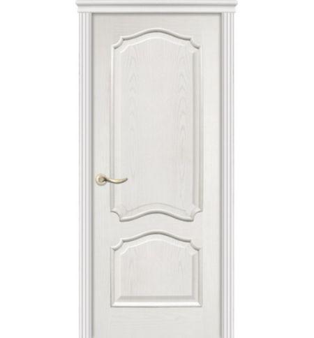 фото: Дверь ПГ Сидней ясень бланко из Шпон