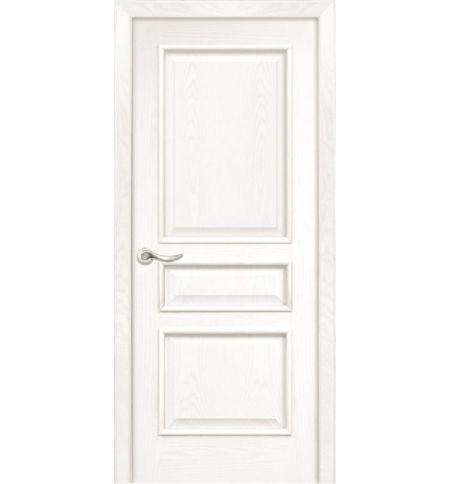 фото: Дверь ПГ Пронто ясень бланко из Шпон