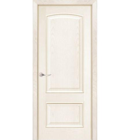 фото: Дверь ПГ Рио ясень карамель из Шпон