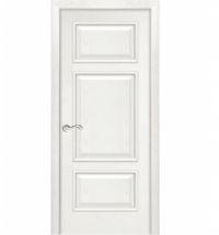 фото: Дверь ПГ Монреаль ясень бланко из Шпон