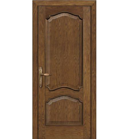 фото: Дверь ПГ Сидней дуб миндаль из Шпон