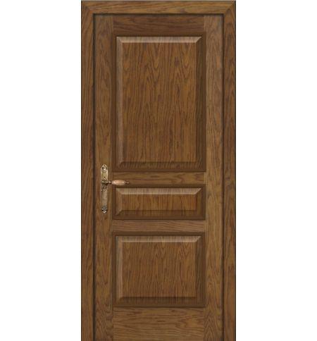 фото: Дверь ПГ Пронто дуб миндаль из Шпон