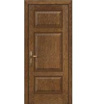 фото: Дверь ПГ Монреаль дуб миндаль из Шпон