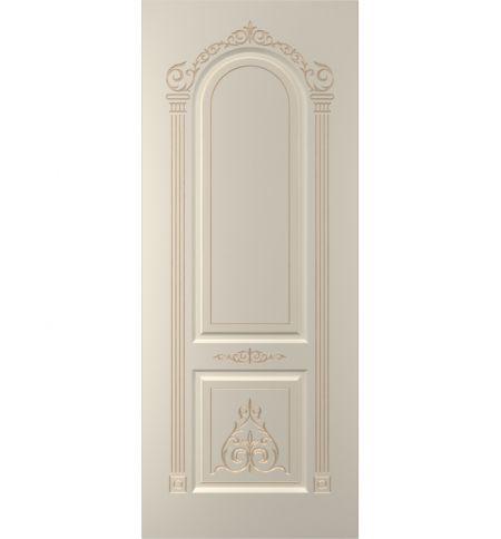 фото: Дверь Бухара, тон Авангард, патина золото R-17 (акрил)