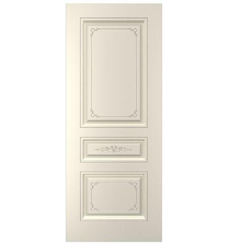 фото: Дверь Блюз-1, тон Ваниль
