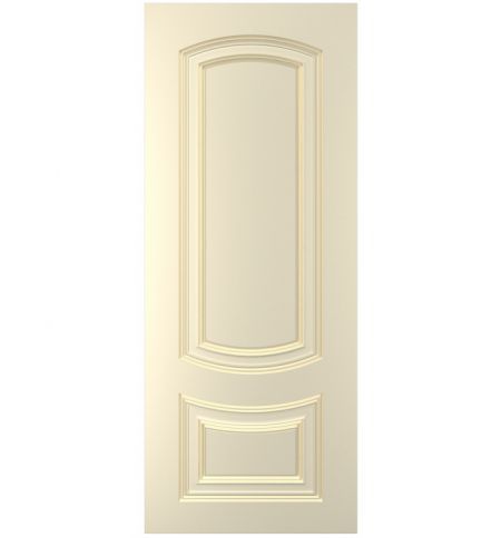 фото: Дверь Бергамо, тон Крем