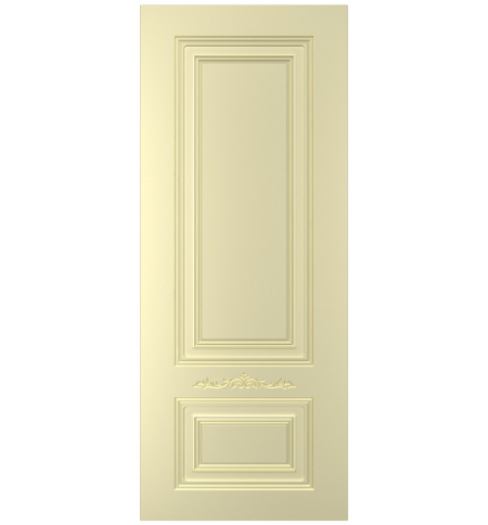 фото: Дверь Паллада-4, тон Бежевый