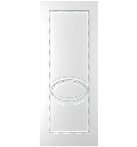 фото: Дверь Эстет, тон белый