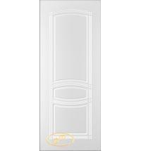фото: Дверь Троя-1, тон белый