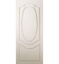 фото: Дверь Овал, тон белый